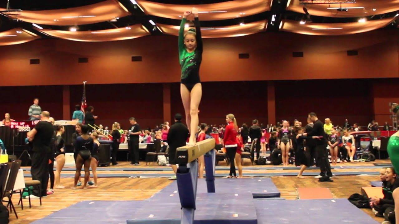 bellevue gymnastics meet