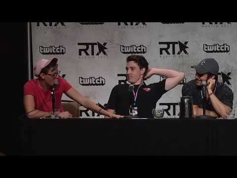 Let's Play Panel RTX 2017