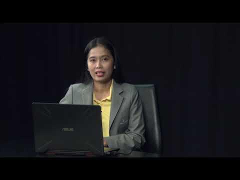 การประชุมผู้ปกครองนักศึกษาใหม่คณะเทคโนโลยีสื่อสารมวลชน ช่วงรองคณบดีฝ่ายกิจการนักศึกษา