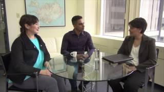 Énergie-ÉTS - Capsule 4: Entrevue avec Sara Mansour, directrice des opérations du FEIA