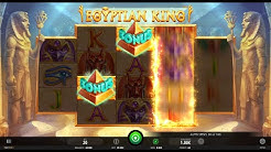 Egyptian King  Bonus Feature (iSoftBet)