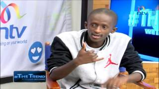 #theTrend: Njugush Talks of his exit at the Real househelps of kawangware