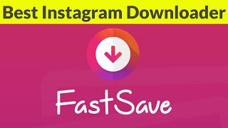Gambar cover How To Download Instagram Videos And Photos On Android & Also Save Instagram Story-2019