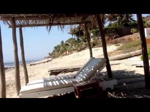 Playa las Pocitas en Mancora