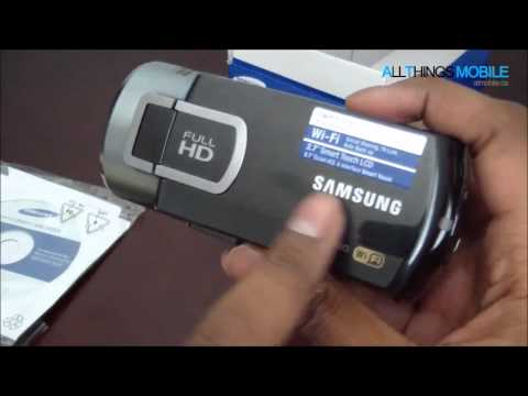 samsung-hmx-qf20-unboxing