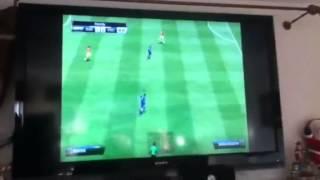Fifa 13 invisible ball goal
