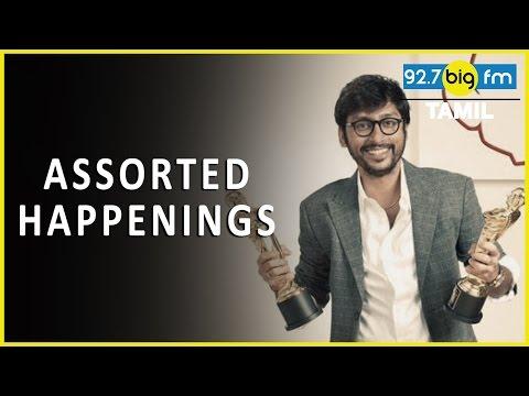 Rj Balaji Take it Easy (Assorted Happenings) | ர்ஜ்  பாலஜி