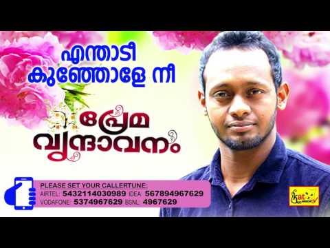 എന്താടി കുഞ്ഞോളേ നീ   | Premavrindavanam | Super Hit Romantic Album | Malayalam Album | Afsal Bilal