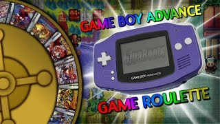 GBA Game Roulette! Viewer Request Games!
