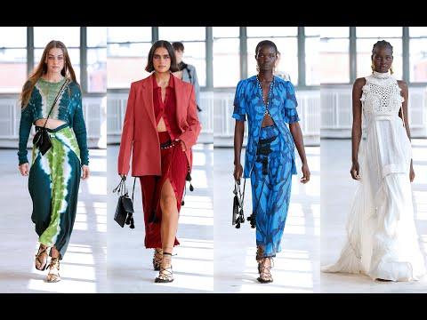 Altuzarra Spring Summer 2022 Fashion Show