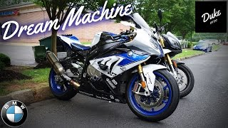 BMW HP4 | First Ride & Review