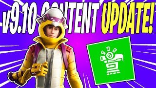 NEW Fossil Southie Dino Outlander & Hexed Wargames! v9.10 Patch Notes | Fortnite Save The World
