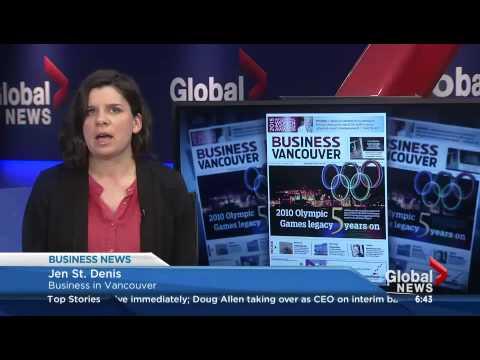 BIV on Global BC Feb 12 2015 Ballard and VW