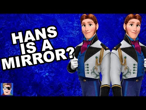 Frozen Theory:  Hans Is A Mirror
