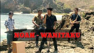 NOAH - WANITAKU (Audio) | cover by Flyway & BuncAzca