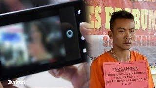 Video Pengakuan Pelaku Penyebar Foto Syur Bidan di Prabumulih, Pacari Korban Ngaku Pegawai Kejaksaan