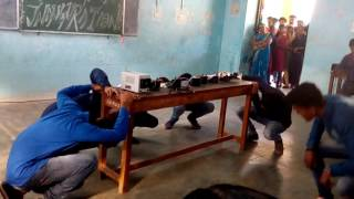 electronics funny dance govt college chittur 2016