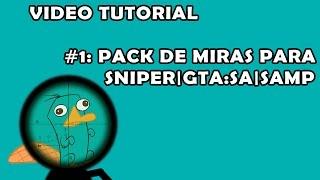 GTA:SA | Samp: Pack de miras para tu sniper #1