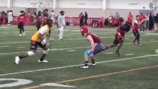 Alex Bock 7 on 7 Pylon Elite Tournament in Youngstown, Ohio Highlights