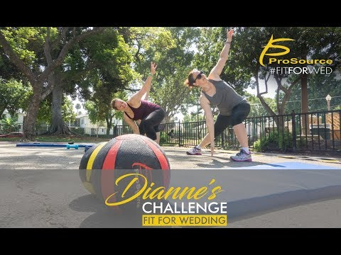 Ep. 6 Workout with Friends & Managing Alcohol for Weight Loss | Dianne's Challenge: Fit for Wedding