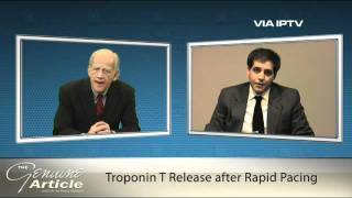Troponin T Release After Rapid Pacing