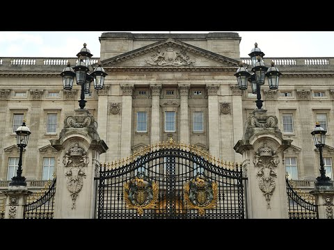 Buckingham Palace: A look at refurbishments in the East Wing