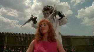 "Clip from the film ""edward scissorhands"" released in 1990.disclaimer: i own nothing."