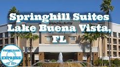 Springhill Suites By Marriott Lake Buena Vista, FL | Hotel & Room Tour Plus Continental Breakfast!