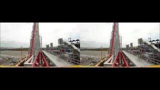 SBS VR Steel Dragon 2000 Roller Coaster POV