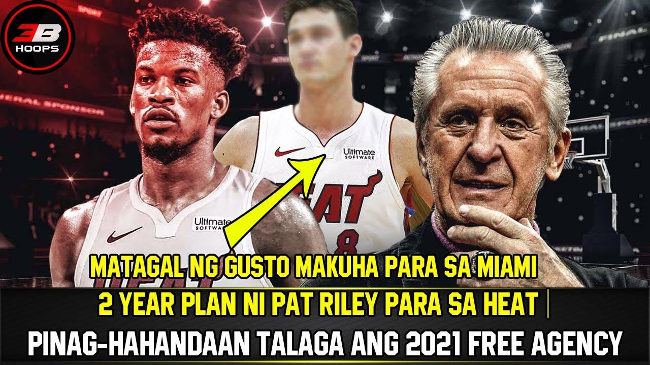 ANG 2 YEAR PLAN NI PAT RILEY PARA SA MIAMI HEAT | MAY TINA-TARGET NA PLAYER PARA SA 2021