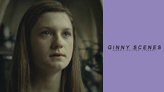 Ginny Weasley Scenes [Logoless+1080p] (Harry Potter) (NO BG Music)