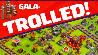 Clash of Clans ♦ TROLLED! ♦ Don't Feed The Trolls in Clash of Clans! ♦ CoC ♦