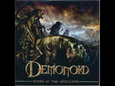 Demonoid - Arrival Of The Horsemen (Album - Riders Of The Apocalypse)
