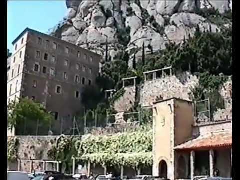 Klasztor Montserrat   -    Hiszpania
