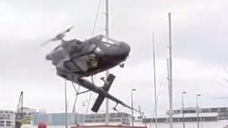 Падение вертолетов 2015 crash of helicopters 2015(Шокирующие видео, снятые случайно на мобильный телефон. Самые необычные и шокирующие ситуации отобраны..., 2015-01-19T13:48:52.000Z)