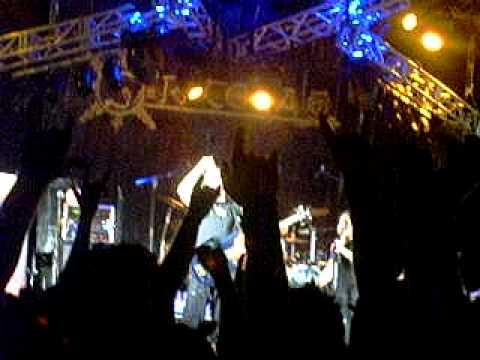 Saratoga Vientos de guerra Leyendas del Rock 2010