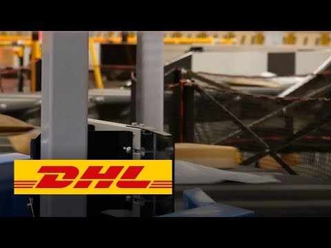 DHL ECommerce – Distribution Center Of The Future