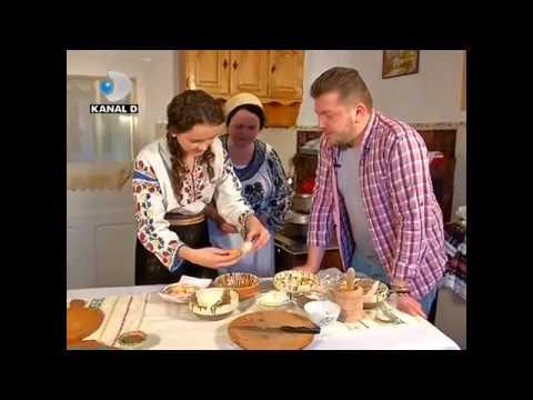 Angelica Flutur la Tara-n bucate, Rasfat culinar in inima Bucovinei!