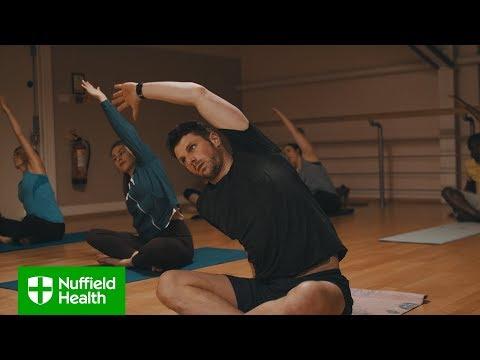Ben Tries - Hatha Yoga - Nuffield Health