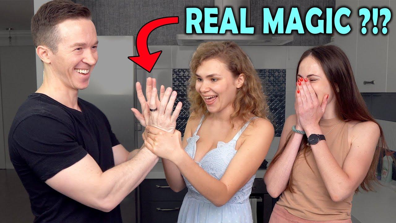Magic Tricks with Friends!  (Quarantine Edition)