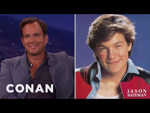 Will Arnett Shares Jason Bateman's Teen Beat Photos  - CONAN on TBS