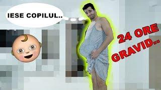 ÎNSĂRCINAT TIMP DE 24 DE ORE !! (24H PREGNANT CHALLENGE)