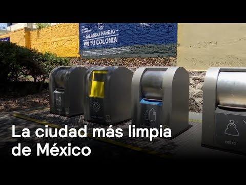 Querétaro es la ciudad más limpia de México - Querétaro - En Punto con Denise Maerker