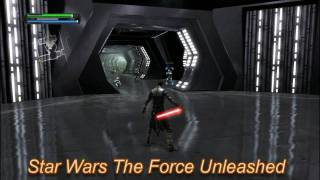 Star Wars The Force Unleashed Ultimate Sith Edition Gameplay