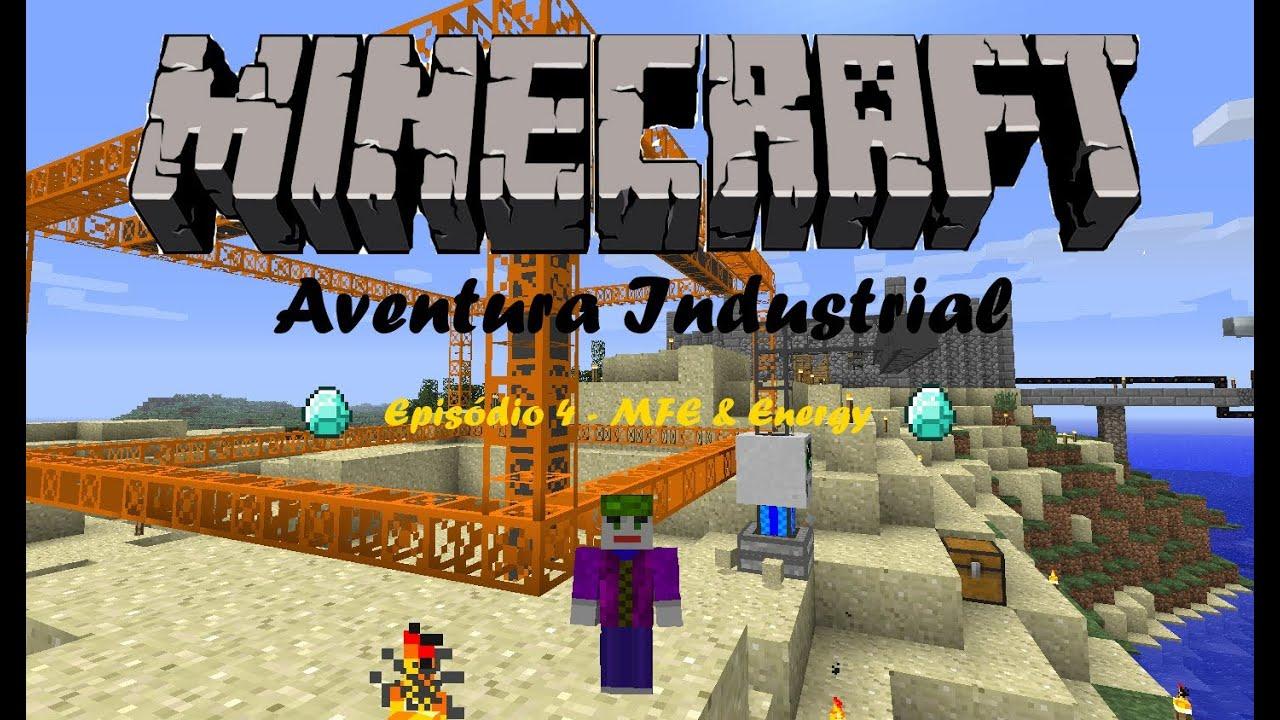 Minecraft mfe explosion