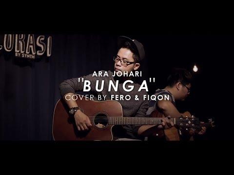 Ara Johari - Bunga (Akustik Cover) Male Version with Chord & Solo