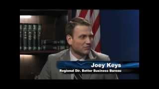 Regional Director Joey Keys, Better Business Bureau