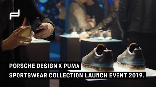 PORSCHE DESIGN X PUMA Sportswear Collection Launch Event 2019