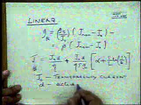 27. Threshold Current Density
