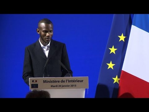 """Lassana """"proud and touched"""" to become French citizen"""